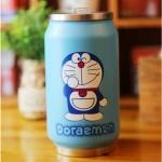 фото 9597  Термос с клапаном и трубочкой Cat Doraemon цена, отзывы