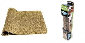 фото 2076  Супервпитывающий дверной коврик Clean Step Mat  цена, отзывы