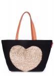 фото 7366  Текстильная сумка Love цена, отзывы