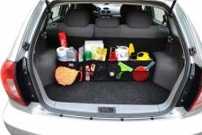 фото 4285  Автомобильный Органайзер в багажник цена, отзывы