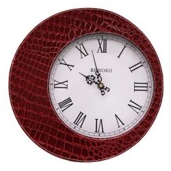 купить Настенные часы Eclipse  бордо цена, отзывы