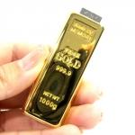 фото 3207  Флешка 8gb металл Слиток золота цена, отзывы