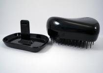 фото 7604  Расческа Tangle Teezers черная цена, отзывы