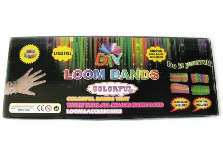 купить Набор для творчества Loom Bands цена, отзывы
