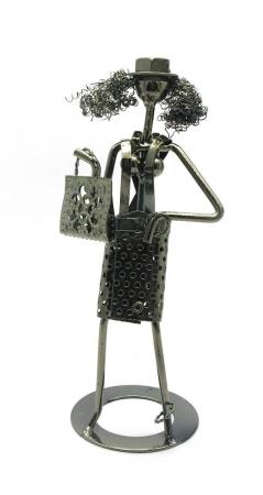 купить техно арт модница метал 22Х9,5Х9 см цена, отзывы