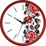 Патриотические настенные часы