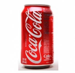 Портативная колонка с MP3 плеером Coca-Cola