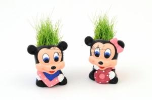Травянчик с семенами Микки Маус