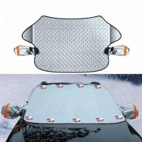Фото Защита для лобового стекла автомобиля от солнца, снега для легкового авто