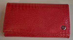 Портмоне женское s019 кожа лакированая