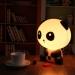 Фото1 Настольный светильник-ночник Панда