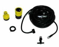 Душ-ороситель воды для террасы и сада Patio Mist Cooling kit