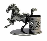 Техно арт подставка под ручки лошадь 11Х12Х6,5 см