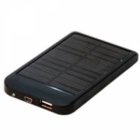 Универсальное солнечное зарядное устройство для мобильных устройств 2600 mA / ч