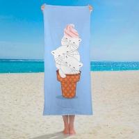 Полотенце Милое мороженое 150х70 см