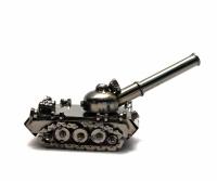 Техно арт танк металл 11Х23Х8,5 см