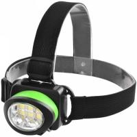 Фонарь с креплением на голову налобный с LED подсветкой