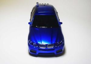 Фото3 Колонка - Машинка BMW X6 (колонка, плеер mp3, радио)
