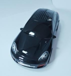 Колонка - Машинка Porsche Panamera (колонка, плеер mp3, радио)