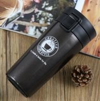 Фото Термокружка Caka Coffee Cup (Черный)