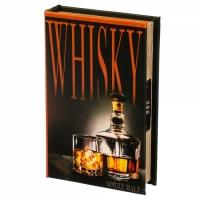 Фото Книги сейф с кодовым замком Whisky 26 см