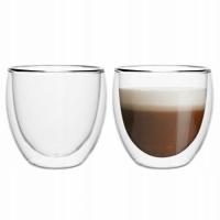 Стакан для лате, кофе с двойным дном 380 мл