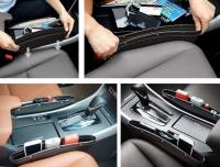 Органайзер карман в автомобиль ЭКО (черный)
