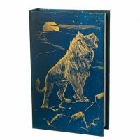 Фото2 Книга сейф царь зверей Лев 26 см