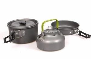 Набор посуды походный Cooking Set DS-308