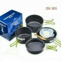 Набор посуды походный Cooking Set DS-301