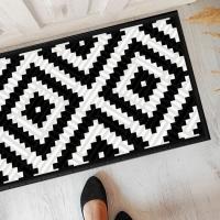 Дверний килимок Узор