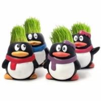 ТРАВЯНЧИК с семенами Пингвин
