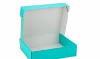 Подарочная коробка 33х28х9 см (Мятный)