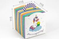 Подарочная коробка Have a magical day 11,5х11,5х11,5 см