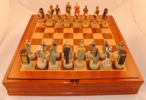 Шахматы Древний Рим