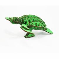 3D пазл Черепаха Морская