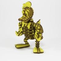 3D пазл Дональд Дак