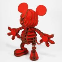 3D пазл Микки Маус