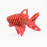 Фото 3D пазл Золотая Рыбка