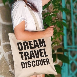 Эко сумка Dream and Travel