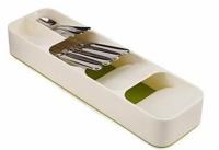 Органайзер для столовых приборов (белый)
