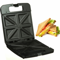 Электрическая сендвичница Domotec на 4 сендвича
