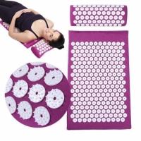 Акупунктурный массажный коврик и подушка Yantra Mat