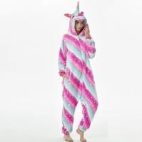Пижама кигуруми Единорог Млечный Путь (S)