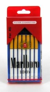 Чехол на Iphone4,4s Мальборо