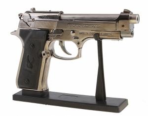 Пистолет зажигалка - Беретта мал