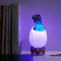 3D Лампа Динозавра