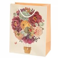 Фото Подарочный пакет Букет ярких Роз