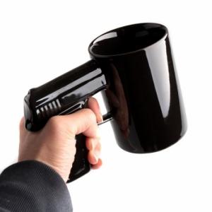 Чашка - Пистолет