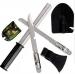 Фото3 Набор походный 5 в 1. Лопата, открывашка,пила, топор, нож